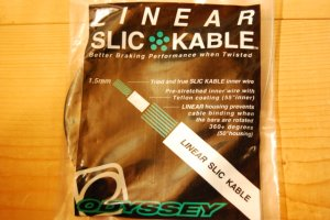 画像1: ODYSSEY LINEAR SLIC CABLE LTD (TEAL)