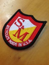 S&M / SHIELD PATCH
