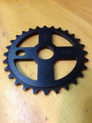 画像1: FBM / CROSS SPROCKET