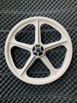 SKYWAY / TUFF WHEEL2 F&R (WHITE)