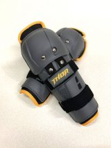 THOR/SECTOR KNEE PAD(YOUTH/GRAY)