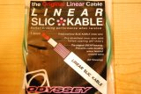 ODYSSEY LINEAR SLIC CABLE LTD (KELLY GREEN)