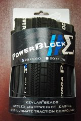 TIOGA POWER BLOCK S-spec 1.60