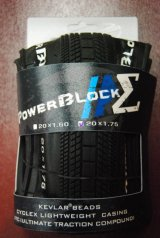 TIOGA POWER BLOCK S-spec 1.75 (KEVLAR)